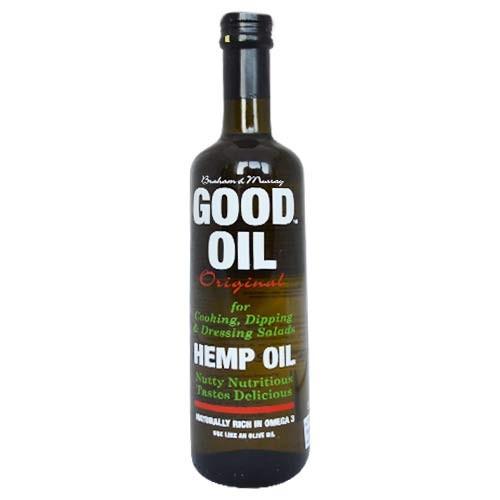 Студено пресовано конопено олио 500 мл