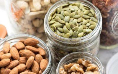 Топ 10 здравословни ядки и семена, които трябва да ядете всеки ден