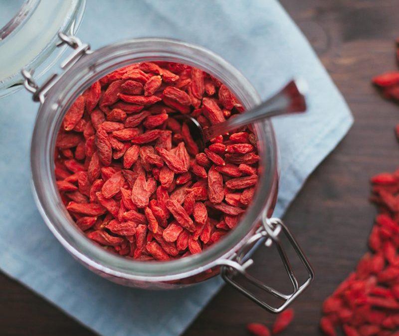 Годжи Бери – 12 впечатляващи ползи за здравето