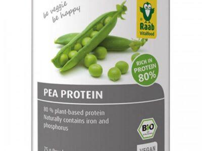 Био грахов протеин на прах 75г