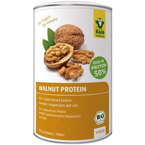 Био орехов протеин на прах 420г
